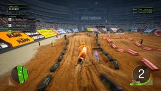 Monster Energy Supercross - The Official Videogame 2_20190325203120 / Видео