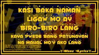Repeat youtube video Hambog Ng Sagpro Krew ft. Ynnah - Ligaw Sagpro (Lyrics)