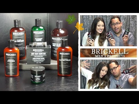 Grooming Products for MEN! | Brickell