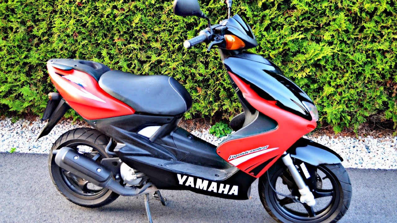 yamaha aerox r 50cc 2012 review walkaround sound