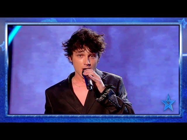 POL GRANCH, ganador de 'FACTOR X', ESTRENA su SINGLE, 'LATE' | Semifinal 4 | Got Talent España 2019