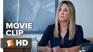 Office Christmas Party Movie CLIP - Tension (2016) - Jennifer Aniston Movie