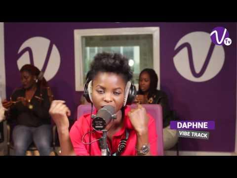 DAPHNE sur Vibe Radio Côte d'Ivoire