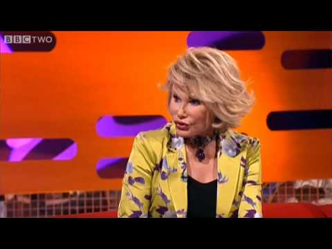 What's Joan Rivers not had done? - The Graham Norton Show - BBC Two