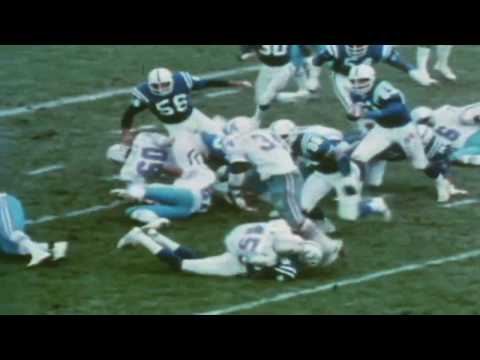 Earl Campbell Highlights