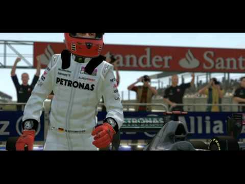 F1 2011 Crash and Emotion [PC]