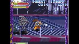 Alien vs Predator Arcade (Longplay as Lt. Kurosawa)