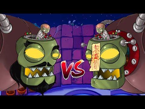 Plants vs Zombies Mod Snow Version: FINAL ZOMBOSS FIGHT!