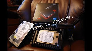 Clicking HDD?  Better Upgrade Fast!