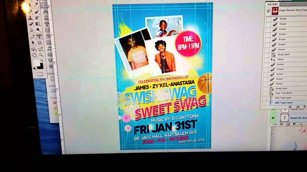 how can i make a flyer online for free