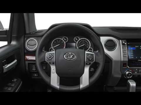 2016 Toyota Tundra's Multi-Information Display   Houston