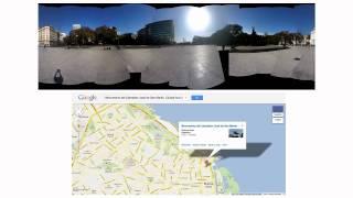 Google Maps API Street View Service Free HD Video