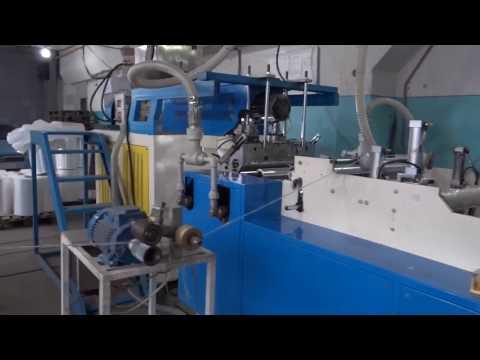 видео: Плоскощелевой экструдер для производства стрейч пленки