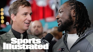 Super Bowl LI Opening Night: The Most Ridiculous Questions Asked | Sports Illustrated