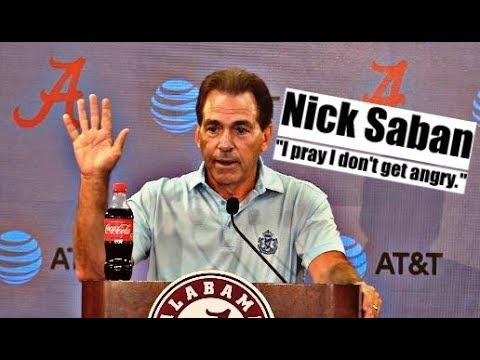 Alabama Crimson Tide Football: Saban apologizes to Maria  Taylor, talks Tua Tagovailoa as starter