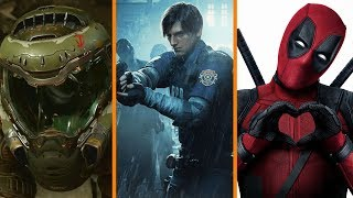 Bethesda ABANDONS Steam? + Resident Evil 2