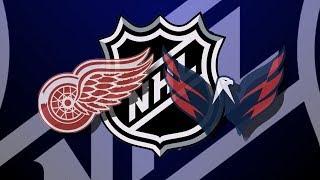 Детройт – Вашингтон (21.10.17) Обзор матча...