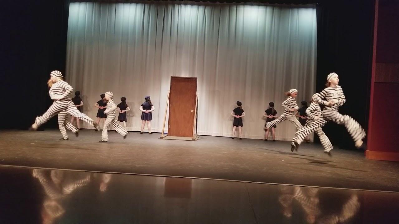 ENCORE Dance Company \ The Magic Door\  2018 - \u0027In the Jailhouse\u0027 & ENCORE Dance Company \