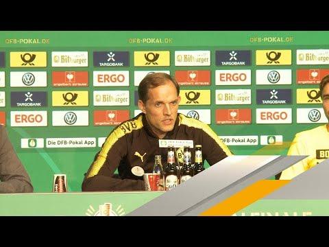 Vor DFB-Pokalfinale: Tuchel über sein Verhältnis zu den BVB-Stars | SPORT1