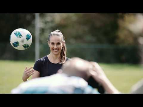 Belief in the Future: What Powers Heather Mitts On and Off the Field