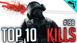 Headshot ace clutch - rainbow six siege top 10 plays - world's best clip of the week #198