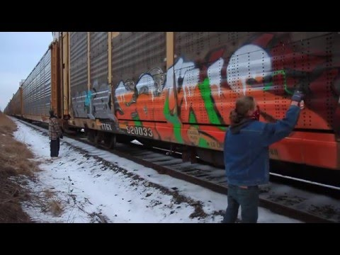 FAMOUS: A Portrait Of A Freight Train Graffiti Legend