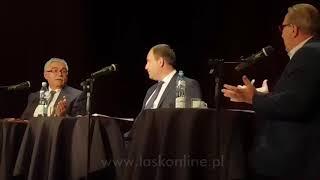 Debata wyborcza Szkudlarek vs Wołosz cz. 2