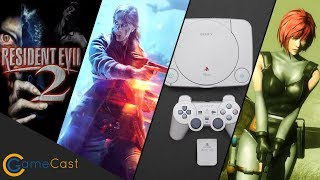 GameCast S01E13    Θέλουμε PS1 Mini με Dino Crisis & Resident Evil 2!