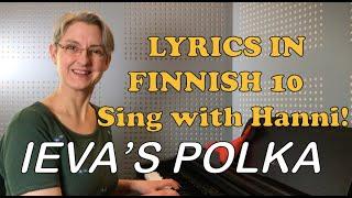 IEVAN POLKKA – The whole song with Loituma's Hanni!