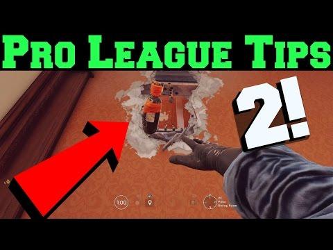 Pro League Tips & Tricks - Season 1 Year 2 - Millenium vs gBots - Rainbow Six Siege