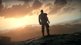Sand Storms in Mad Max are Terrifying and Beautiful - IGN Plays Live
