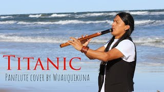 Download lagu Titanic | My Heart Will Go On | Heart Touching Panflute Cover | Wuauquikuna