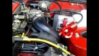 1985 nissan 300zx z31 turbo rfl bov