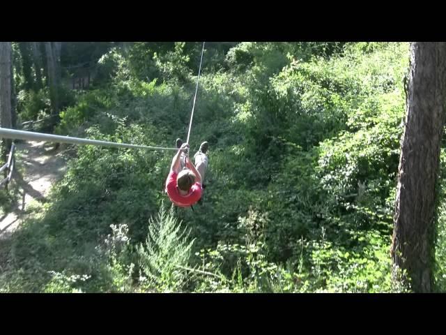 Jungle Adventure Park - Salto di Tarzan - San Zeno di Montagna - Verona