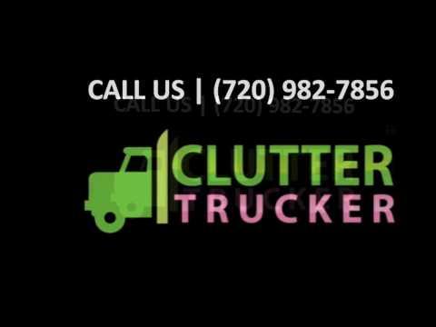 Best Junk Removal Colorado Springs - Clutter Trucker
