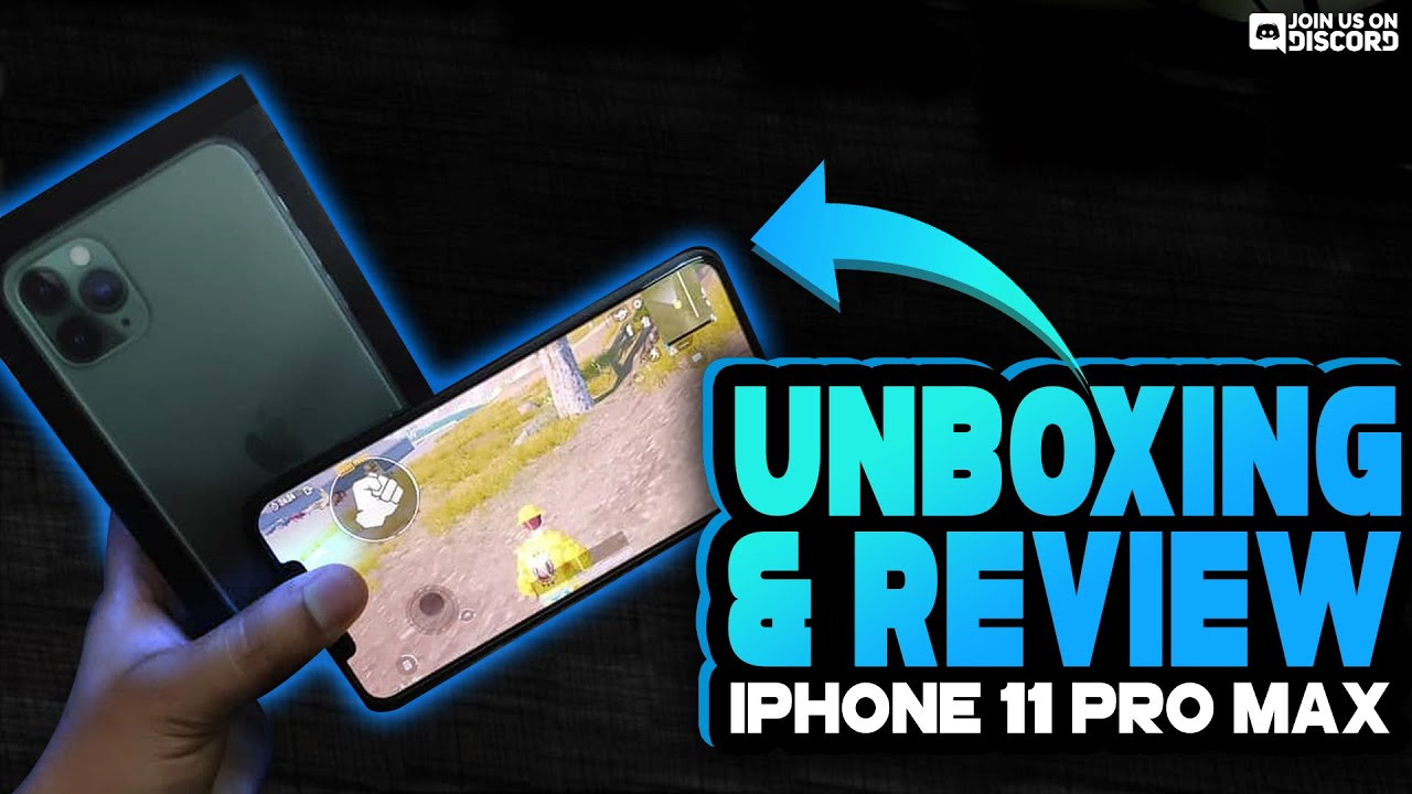 BANGLADESH | My New iPhone 11 Pro Max 😍😍  | UNBOXING and REVIEW PUBG MOBILE | HEADSHOT KING