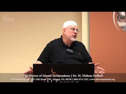 The History of Islamic Jurisprudence
