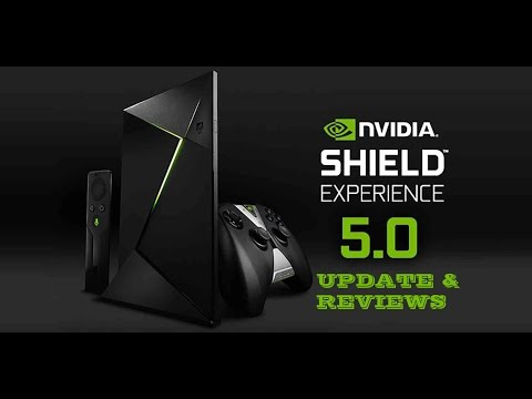 Nvidia SHIELD TV (rev.2015)  NOUGAT 7.0 UPDATE (ITA)