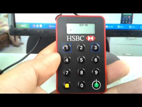 Giới Thiệu Thiết Bị Bảo Mật Thế Hệ Mới Của Ngân Hàng HSBC - HD 1080p