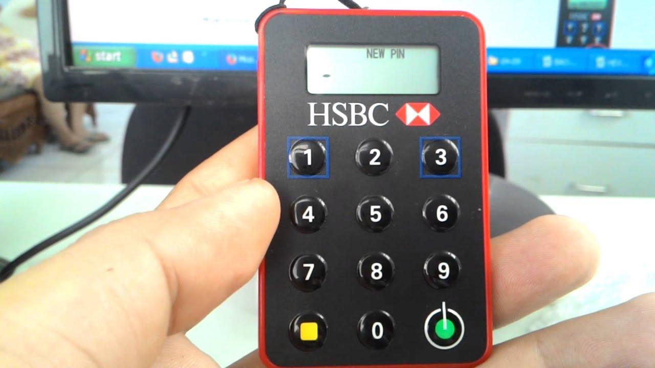 ✅ Giới thiệu thiết bị bảo mật thế hệ mới của ngân hàng HSBC – HD 1080p