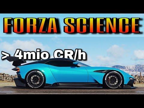 Forza Science #2 | Fastest money method in Forza Horizon 4 | Easy 4mio per hour! thumbnail