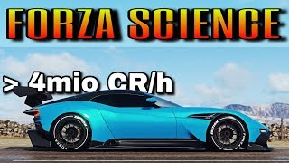 Forza Science #2 | Fastest money method in Forza Horizon 4 | Easy 4mio per hour!
