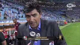 Biscay   Marcelo los convenció en el vestuario que se podía dar vuelta    FOX Sports FOX Sports   13
