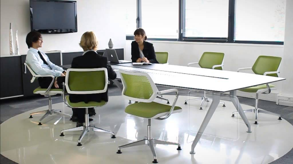 Qivi Ergonomic Seating Commerical (EMEA) - Steelcase