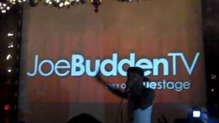 Joe Budden - Broken Wings [Live @ SOBs 12/29/09]