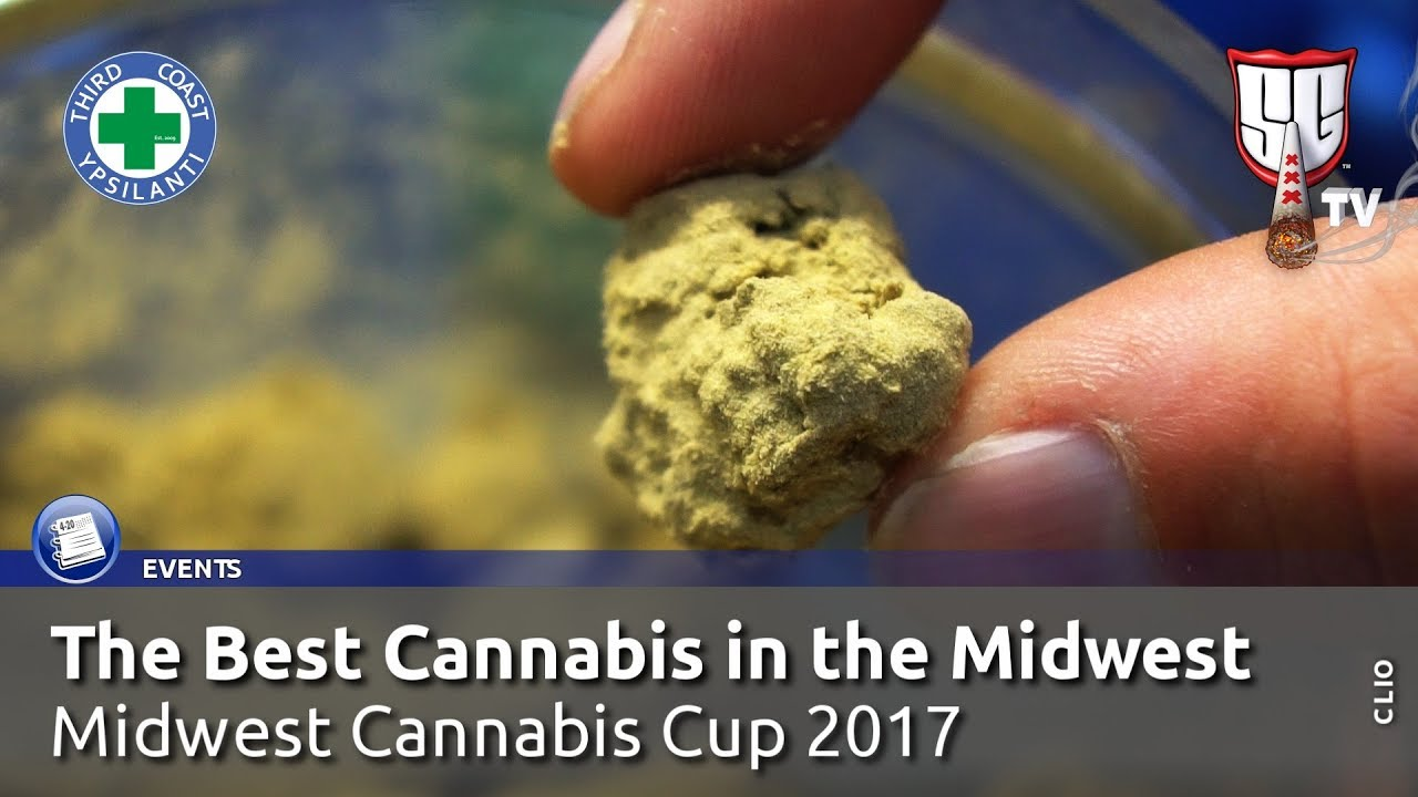 The Best Cannabis in the Midwest USA - High Times Midwest Cannabis Cup - Smokers Guide TV Michigan
