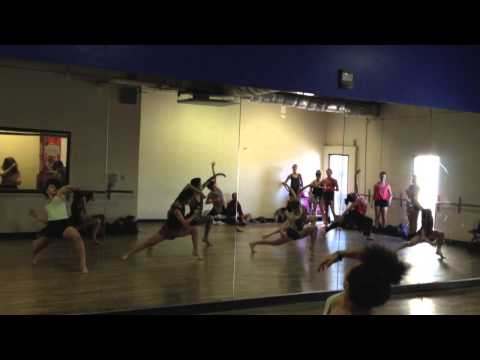 EDGE Performing Arts Center - Contemporary Class