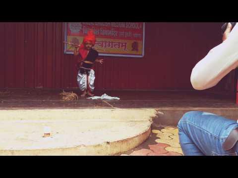 Kathi n ghongad gheu dya ki ra... Feat. Shreyash Patil My Nephew
