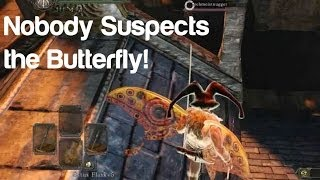 NOBODY SUSPECTS THE BUTTERFLY! - Insane PvP Assassination - Dark Souls 2 | WikiGameGuides