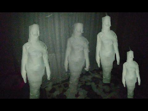 Elifi mumya yaptık. Evimizi mumyalar bastı, kurtaran yok mu? eğlenceli çocuk videosu